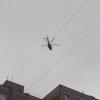 Омичи видели над городом более 10-ти вертолетов