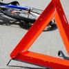 В Омске автоледи сбила ребенка-велосипедиста