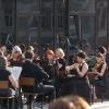 Омский камерный оркестр дал концерт под открытым небом