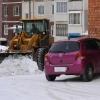 Омичей будут предупреждать об уборке снега с улиц
