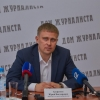 Министр культуры Омска Юрий Трофимов посетил День города