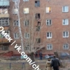 Полицейские спасли омича, висящего на четвертом этаже