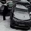 Омский чиновник поцарапал авто соседа