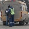 Госавтоинспекторы задержали в Омске пьяного водителя маршрутки