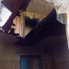 В Омске ночью пожарные спасли из горящего дома 32 человека