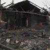 Оскорбленный рецидивист сжег дом пенсионера в Омской области