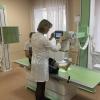 В поликлинику Омска привезли новый рентген-аппарат за 4,4 млн рублей