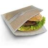 Бумажные уголки для гамбургеров - удобная и экологичная упаковка