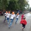 Первый заместитель Виктора Назарова пробежал три километра в поддержку больных детей