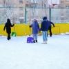 Омичей приглашают помочь студентам убрать снег с дворовых хоккейных коробок