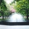 Кому помешал фонтан на бульваре Иванишко