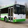 Новые автобусы в Омске направили на пригородные маршруты
