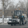Для омских дорог на зиму подготовили 46 тонн противогололедных средств