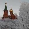 К Рождеству в Омской области постепенно потеплеет