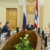 В сентябре Бурков забыл про ЖКХ Омской области и упал в рейтинге губернаторов