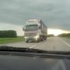 "На трассе ""Омск-Тара"" грузовик столкнулся с автомобилем"