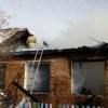 Пожар в частном доме Омской области унес жизни двух детей и пенсионера