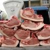 В Октябрьском округе Омска нашли 40 кг опасного мяса
