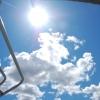 В Омскую область приходит июльская жара