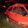 В аварии на дороге Омск-Муромцево пострадала 10-летняя девочка