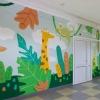 Художники продолжают дарить радость пациентам ОДКБ в Омске