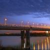 В Омске под мостом 60-летия Победы нашли труп (18+)