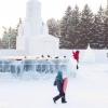 Омичам не хватает зимних развлечений в парках