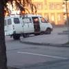 В центре Омска произошла авария