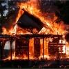 В Омской области на пожаре обнаружили труп