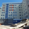 Поликлинику на Левобережье смогут посещать 1000 омичей в смену