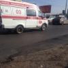 Иномарка сбила пешехода в Омске
