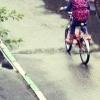 Полицейские отыскали украденный у омички велосипед по инициалам, написанным на сиденье