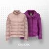 Стильный дизайн и технологические инновации курток Geox в новой коллекции Весна/Лето 2017