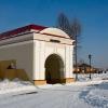 Иртышские ворота сдадут к сентябрю