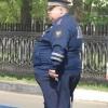 Какого объёма должна быть талия у полицейского?