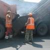 С начала сезона в Омске залатали ямы на 160 тысячах квадратных метрах дорог