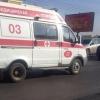 В Омске автолюбитель на «БМВ» врезался в грузовик