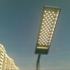 Приезд президентов в Омск подсветят новыми фонарями