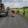 Дорожники залатали уже 230 тысяч квадратных метров омских дорог