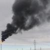 На омском «Полиоме» разобрались с черным дымом