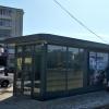 В Омске наконец определились с установщиком теплых остановок