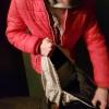 В Омске поймали 19-летнего парня с наркотиками в рюкзаке