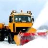 Омские дороги очищают от снега по ночам