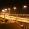 Организация освещения дорог