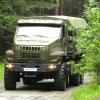 В Омской области на месте столкновения с грузовиком скончался 31-летний водитель