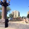 Омский сквер 30-летия ВЛКСМ откроют к августу