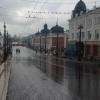 В Омской области солнечное 9 мая сменится дождливыми буднями