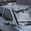 В Омской области полиция нашла виновника ДТП по осколкам фары