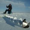Тонкости подлёдной рыбалки
