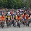 Омские велосипедисты проехали за Гагарина